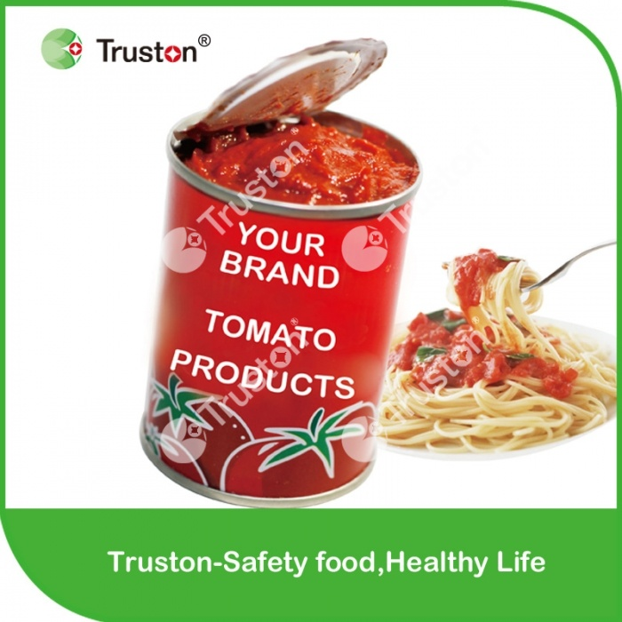 Canned Tomato Paste from China