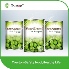 Canned Green Pea from China