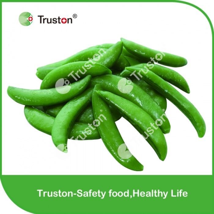 Frozen Sugar Snap Pea from China