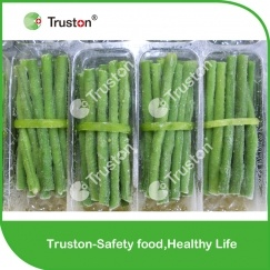 Frozen Bundled Asparagus Bean from China