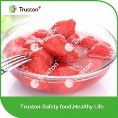 Canned Sweet strawberry for sale