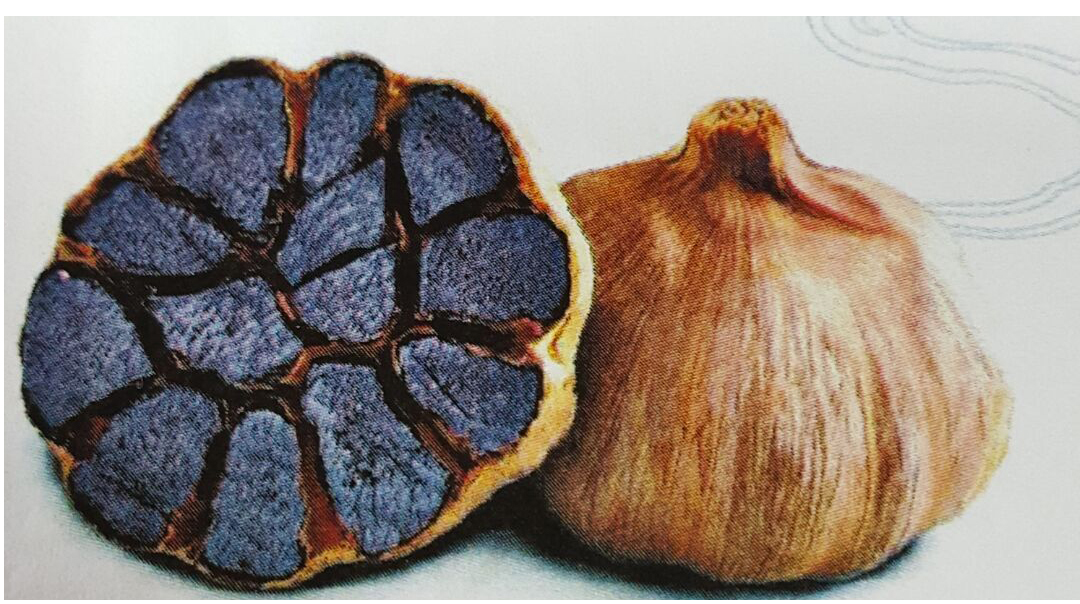 Our new product -black garlic